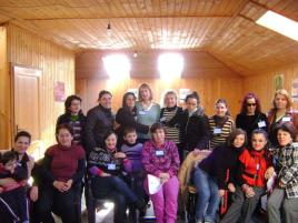 Kosovo 2012- helping women survivors still experiencing the trauma from the Balkan conflict